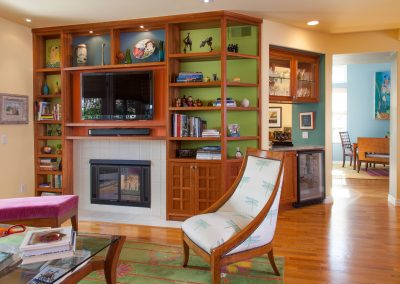 Cardiff living room interior design by Gay Butler Interior Design