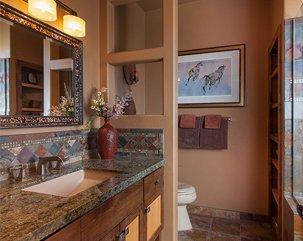 olivenhain master bath interior design