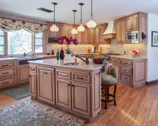 rancho santa fe kitchen interior design
